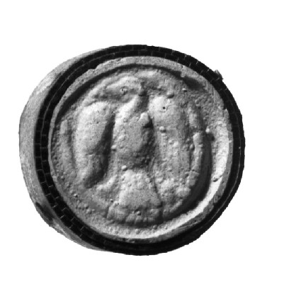 Stamp seal (Conoid), eagle
