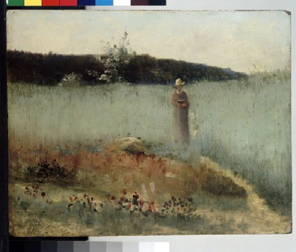 Field of Rye, Barbizon