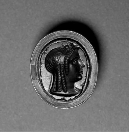 Gem ringstone, Isis, Cleopatra