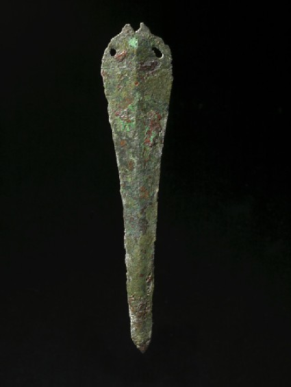 Copper alloy dagger
