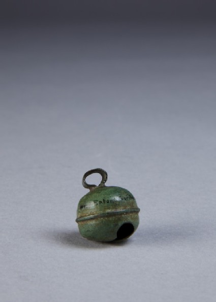 Small bronze bell