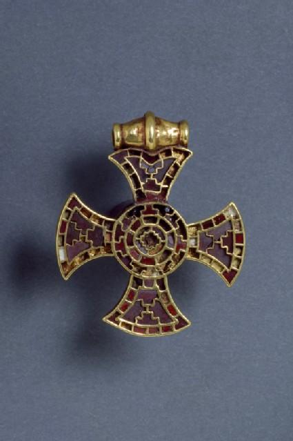 Pendant (Ixworth Cross)