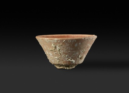 Red-slipped bowl