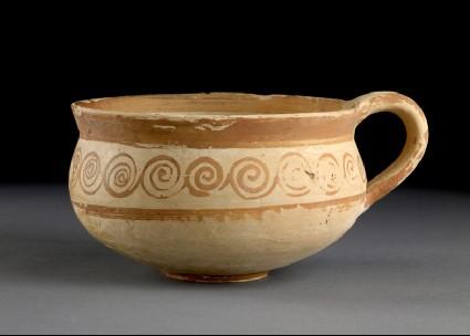 Mycenaean cup