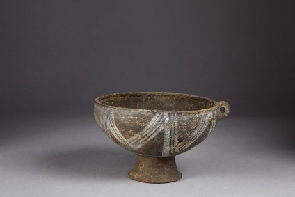 Base Ring II Bowl (pedestal foot)