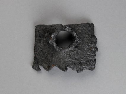 Saw blade fragment