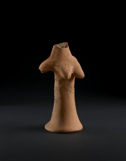 Figurine of a pillar-shaped headless woman