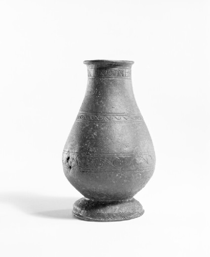Jug with Greek inscription