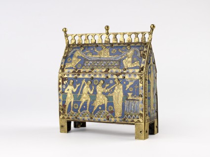Reliquary casket of Saint Thomas Becket