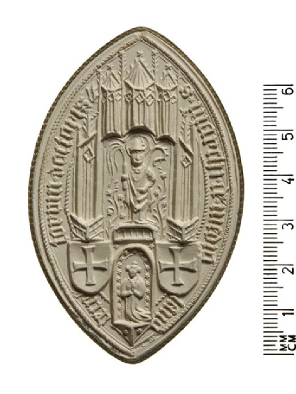 Seal of Marco, Doctor of Decrees, Milan