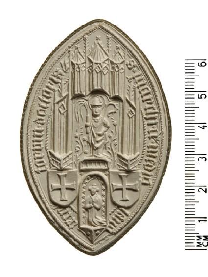 Seal of Marco, Doctor of Decrees, Milan