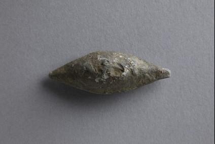 Sling bullet inscribed L V