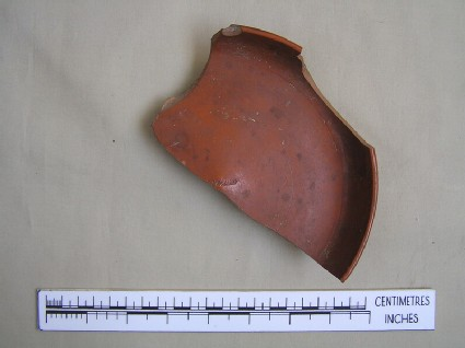 Pot fragment with stamp