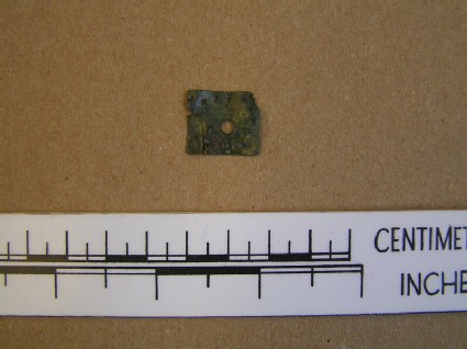 Sheet metal fragment