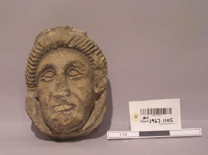 Stone head or corbel