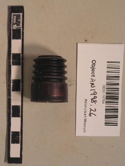 Horn ink bottle