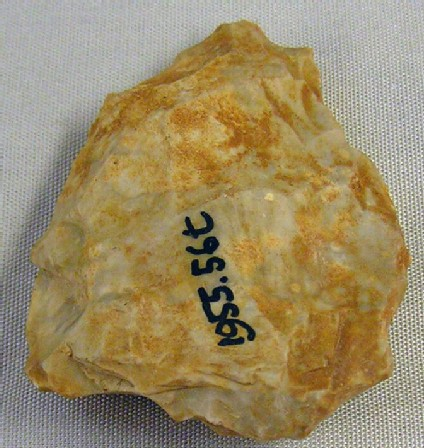 Small handaxe fragment