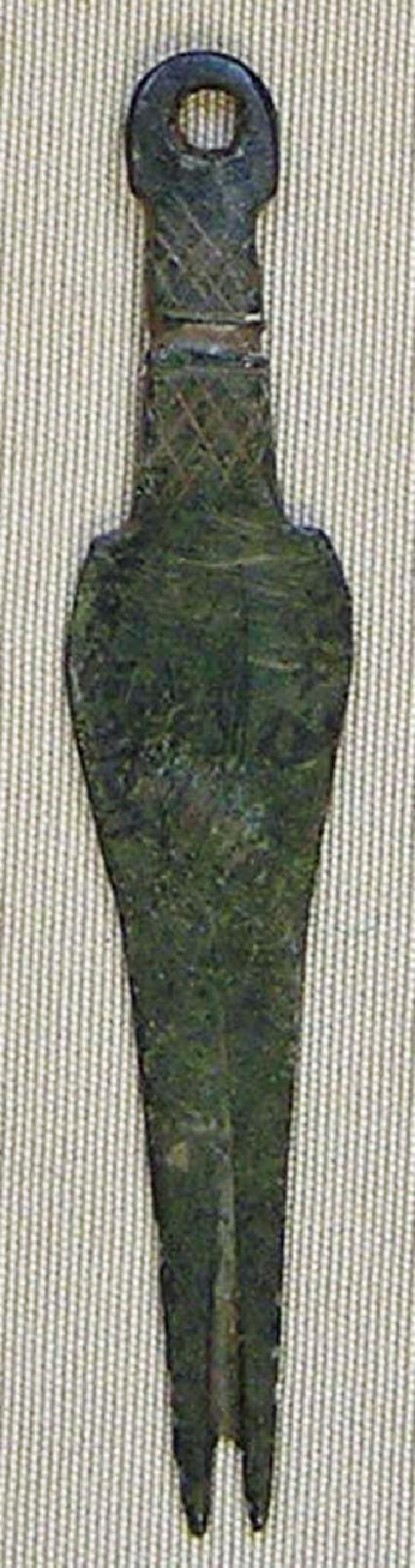 Nail pick