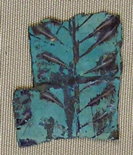 Votive leaf