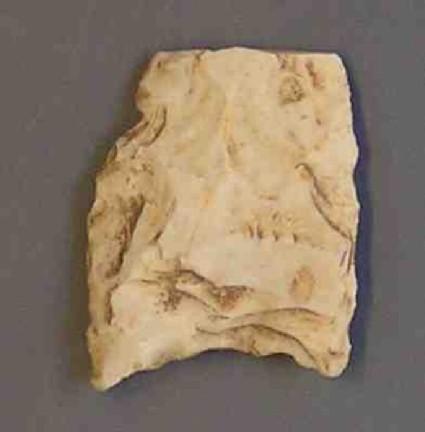 Arrowhead, fragment