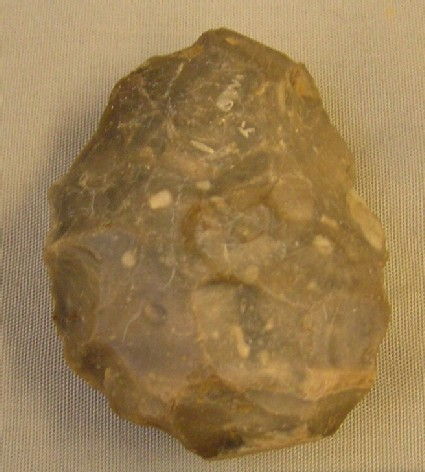 Small handaxe, rolled