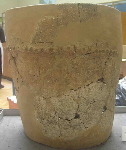 Urn fragment