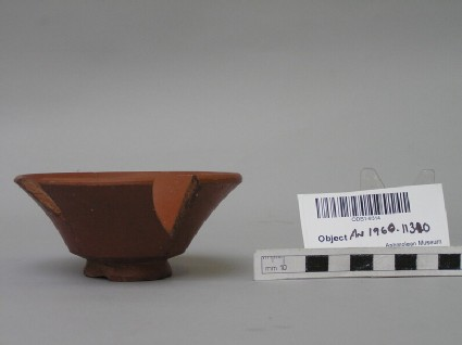 Samian cup marked MACCIVS I