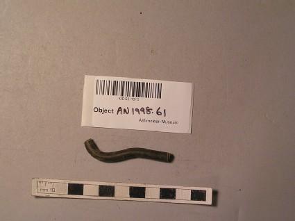 Hook fragment