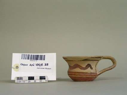 Geometric Attic one-handled cup