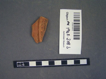 Terracotta sherd