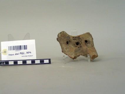 Fragmentary animal figurine