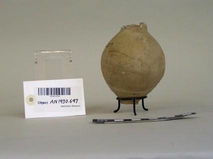 Fragmentary jug