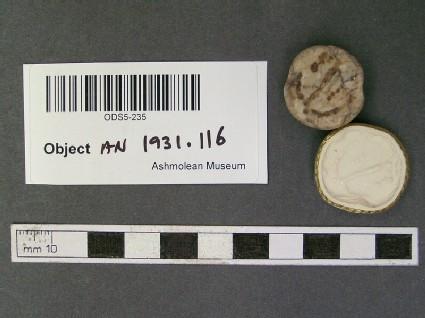 Stamp seal (Hemispheroid)