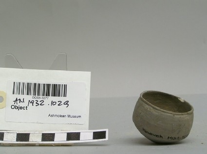 Small grey container