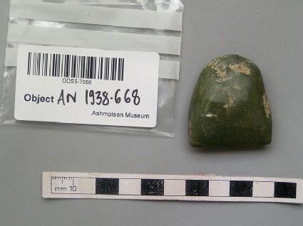 Stone axe or celt