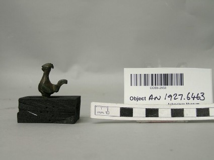 Figurine, cockerel