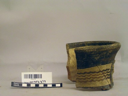 Amphora neck and rim