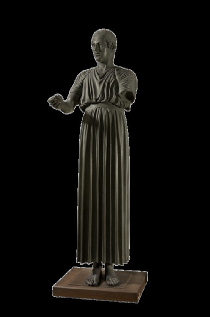 Cast of the Delphi Charioteer