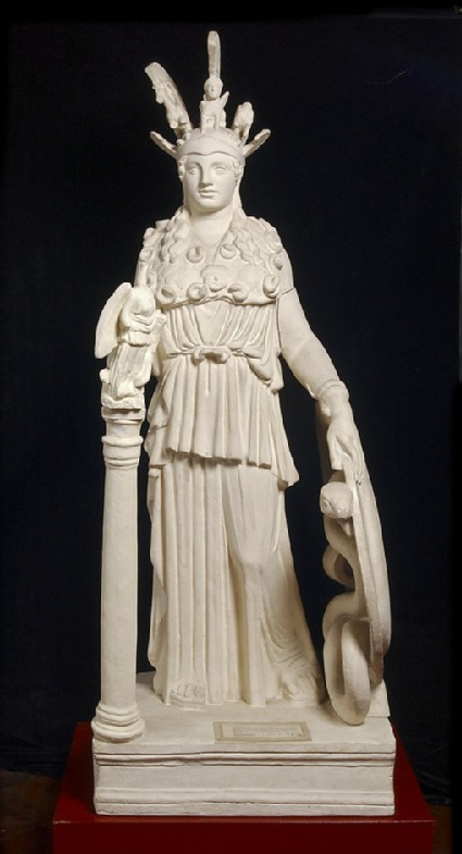 Cast of the Varvakeion Athena from Athens