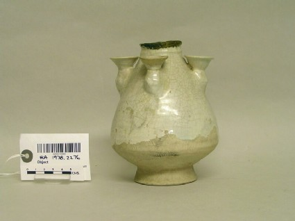 Vase with multiple spouts
