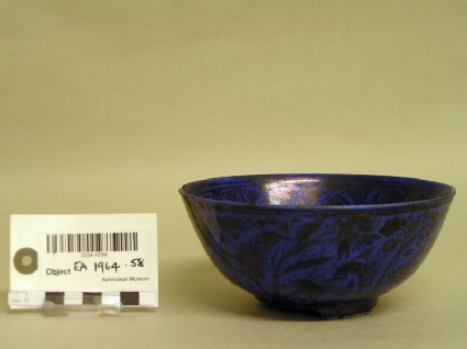Bowl with foliage