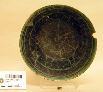 Bowl with panelling