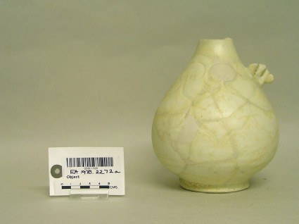 Fragmentary ewer with stylised palmettes
