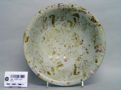 Fragmentary bowl with abstract decoration