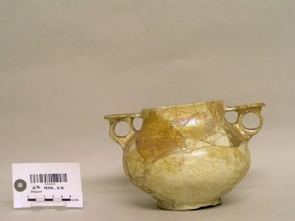 Vase with handles