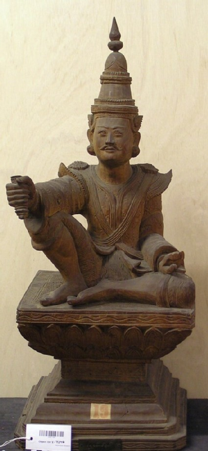 Figure of Shwe Sippin Nat