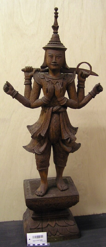 Figure of Taungmagyi Nat