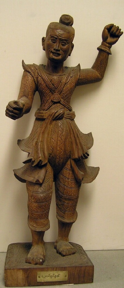 Figure of Nyaung-gyin Nat