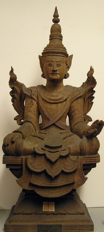 Figure of Bayinmashin Mingaung Nat