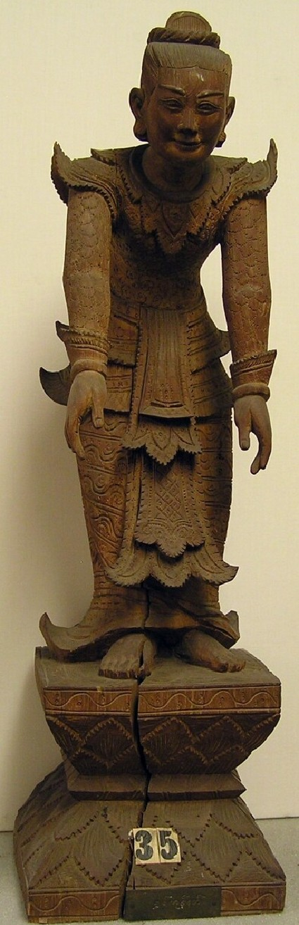 Figure of Shingon nat